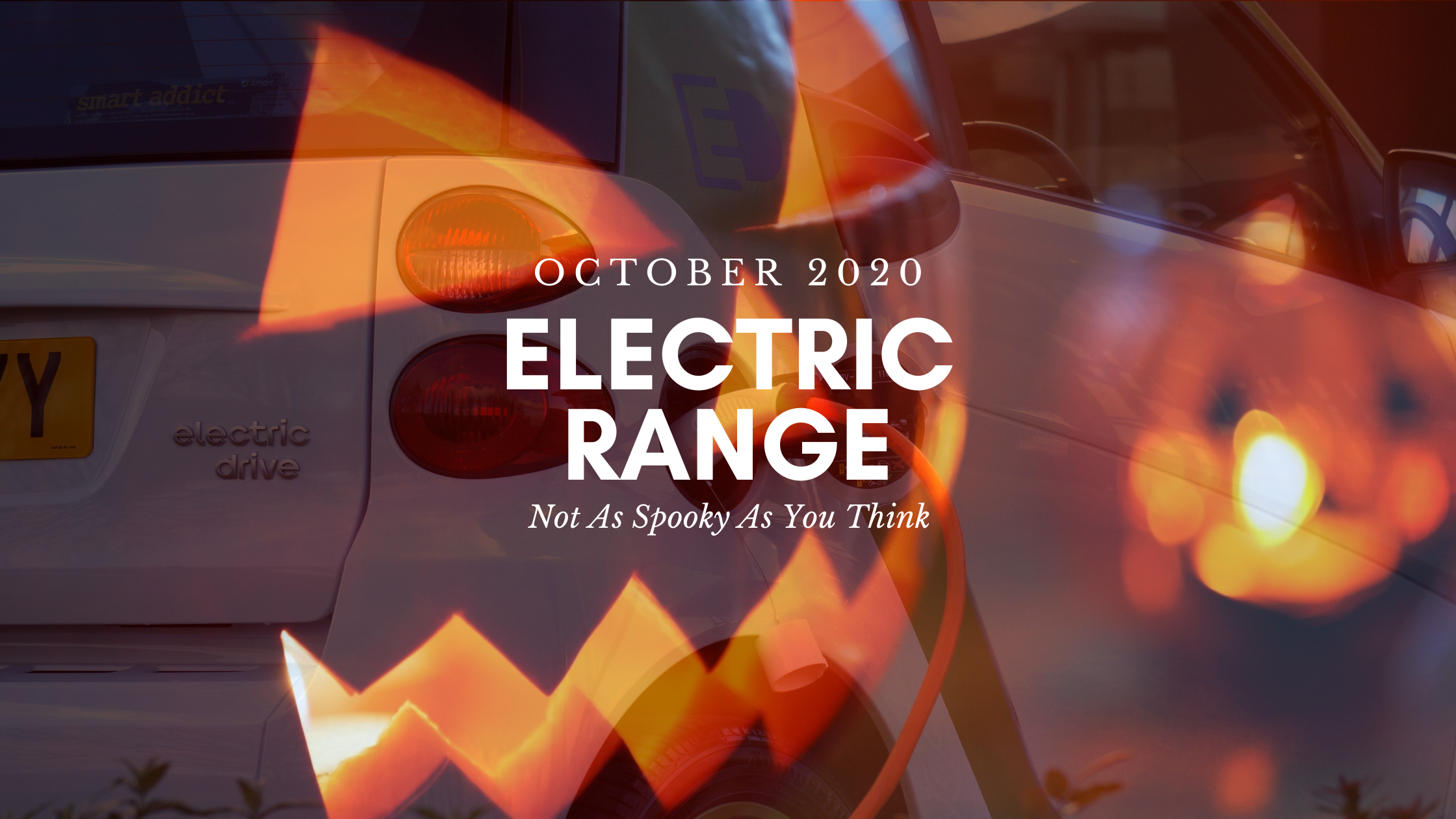 Electric Range: Not as SPOOKY as you think!
